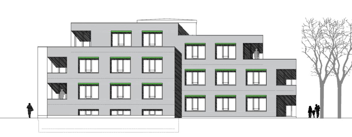 Bild / Plan: gumpp.heigl.schmitt architekten partnerschaft mbB